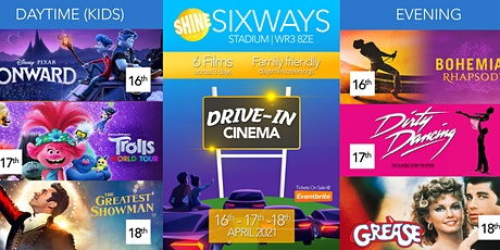 Drive-in Cinema - Sixways Stadium tickets