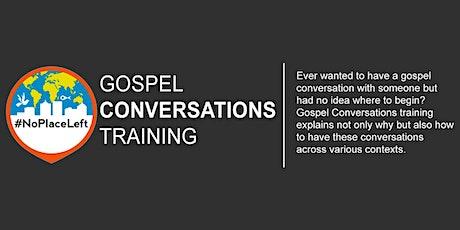 Macon Gospel Conversations Training tickets