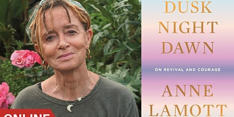 ANNE LAMOTT IN CONVERSATION WITH BARBARA LANE-ONLINE tickets