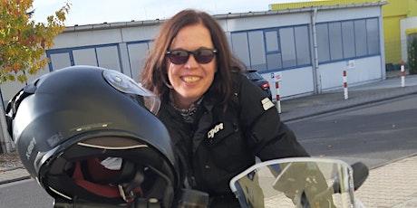 Sa,24.04.21 Mit dem Motorrad durch Rheinhessen für 40+ Singles Tickets