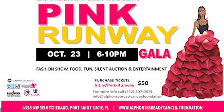 Pink Runway Gala tickets