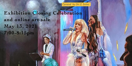 Closing Celebration and online art sale 5.13.21 tickets