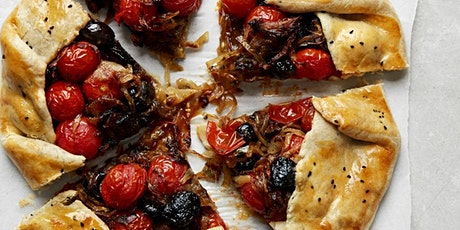 PASTRY SERIES PART 1: TOMATO & CARAMELISED ONION GALETTE COOKERY CLASS £24 tickets