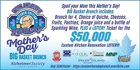 Mother's Day Big Basket Brunch tickets