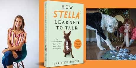 """""""How Stella Learned to Talk"""" with Christina Hunger and Alexis Devine tickets"""
