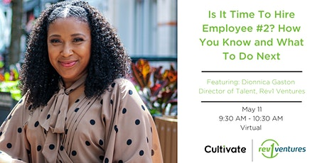 Is It Time to Hire Employee #2? How You Know and What to Do Next tickets