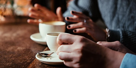 Virtual Caregiver Coffee - Caregivers supporting  those with Dementia tickets