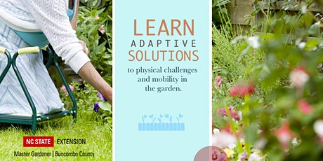 Gardening in the Mountains: Gardening for All Abilities tickets