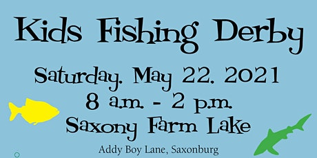 Concordia Lutheran Ministries Fishing Derby 2021 tickets