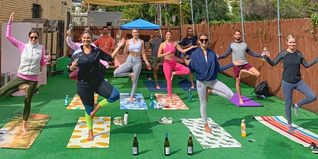 Vino Vinyasa at Wanderlust Wine Co. tickets