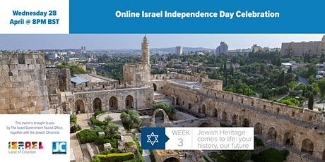 Week 3: Jewish Heritage Comes To Life: Your History, Our Future tickets