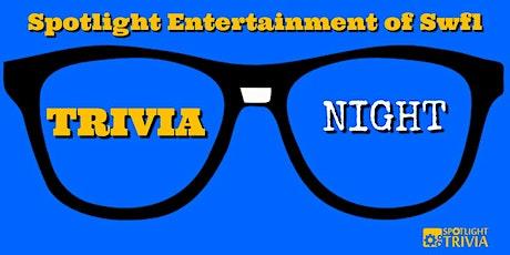 Monday Night Trivia tickets