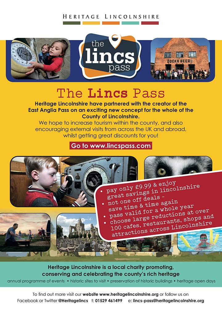 The Lincs Pass Interest event image
