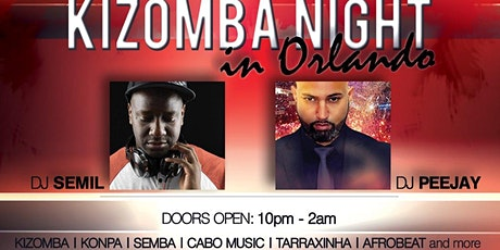 Kizomba Night in Orlando tickets