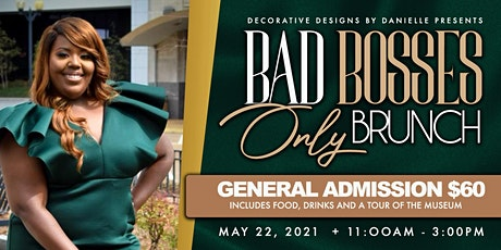 Bad Bosses Only Brunch tickets