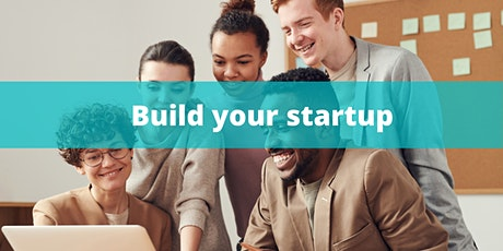 Build your startup. tickets