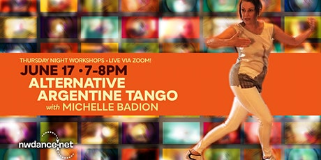 Alternative Argentine Tango with Michelle Badion tickets