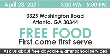 Free Food Event at Park Schools tickets