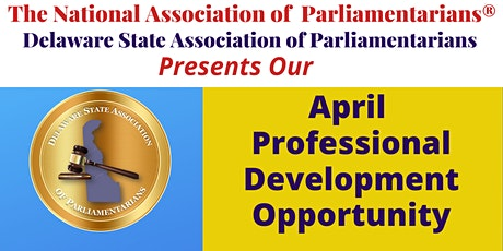 DSAP Professional Development Opportunity tickets