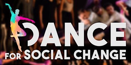 Repertory Dance Ensemble Presents: Dance for Social Change tickets