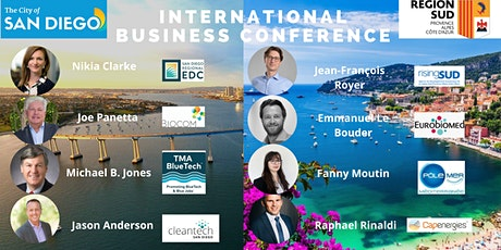 International Business Conference tickets