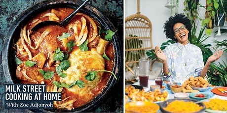 Cooking at Home with Zoe Adjonyoh: Ghanaian Fufu tickets