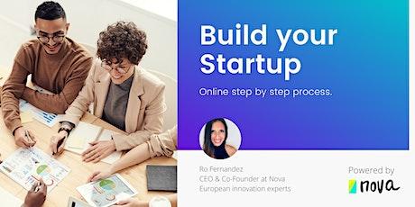 Build your startup (1h workshop) tickets