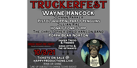 Truckerfest 2021 tickets