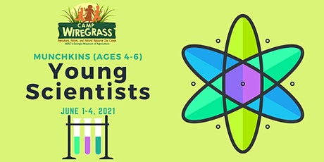 Camp Wiregrass: Young Scientists (Ages 4-6) tickets