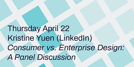 Consumer vs. Enterprise Design: A Panel Discussion tickets