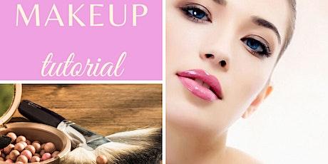 Online Teen Makeup Masterclass tickets