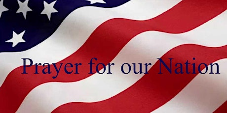 Prayer For Our Nation Luncheon tickets