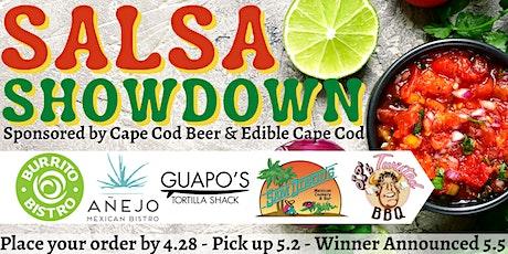 2021 Salsa Showdown tickets