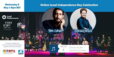 Week 4: Dance To The Sounds of Israel Tickets