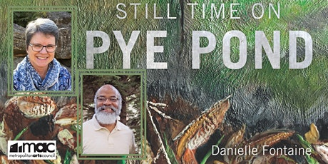 Danielle Fontaine in virtual conversation with Dwight Rose tickets