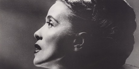 ESD Presents: Lecture - 'Who is Martha Graham?' tickets