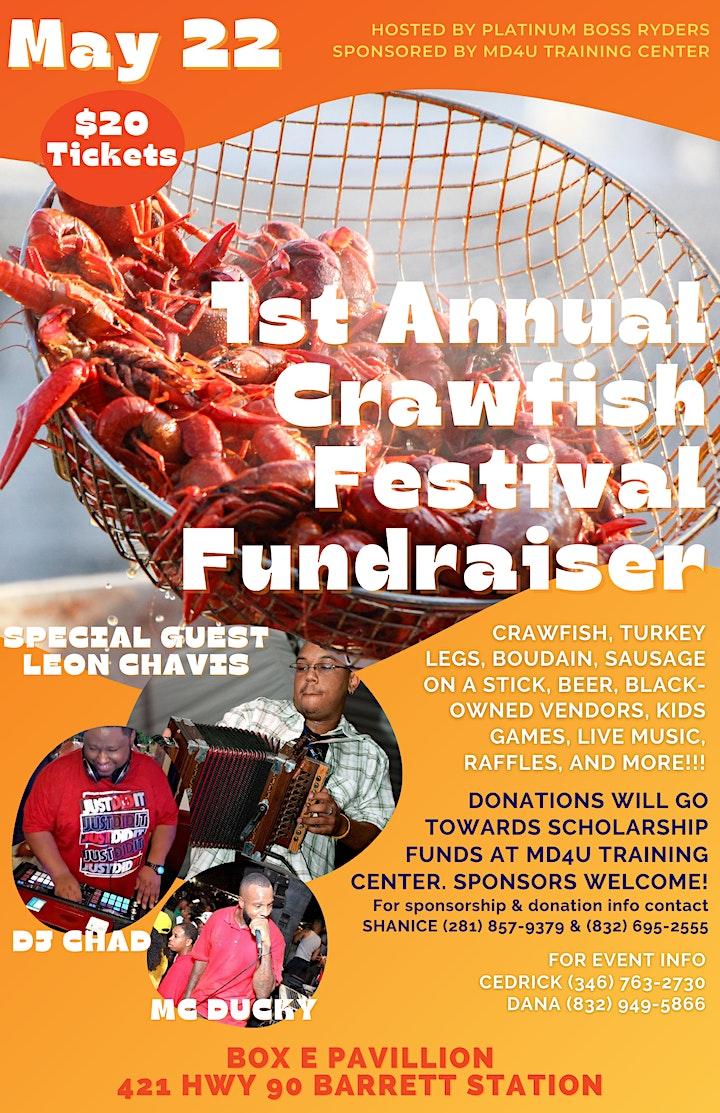 Crawfish Festival Fundraiser image