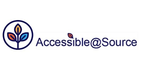 Make  it Accessible@Source - PowerPoint Basics tickets