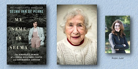 Meet 98-year-old WWII Dutch Resistance fighter Selma de la Perre! tickets