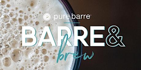 Barre & Brews tickets