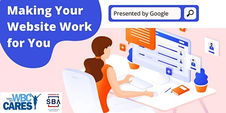 Make Your Website Work for You tickets
