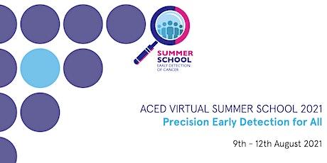 ACED Virtual Summer School 2021 tickets