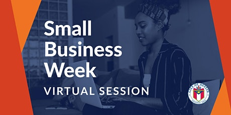 Small Business Funding Panel Discussion tickets