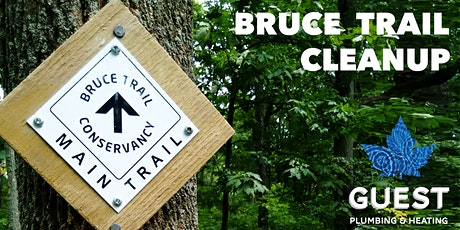Bruce Trail Cleanup tickets