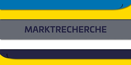 Marktrecherche Workshop tickets