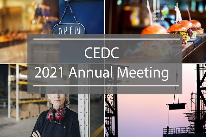 CEDC 2021 Annual Meeting image