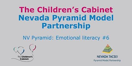 NV Pyramid Model: Emotional literacy #6 tickets