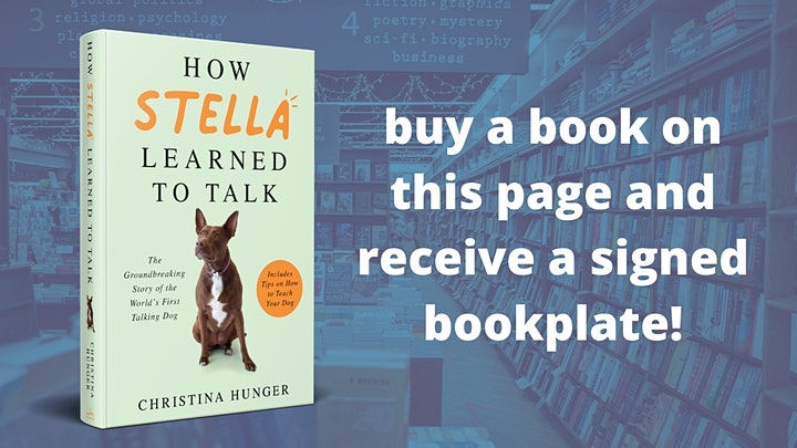 Christina Hunger with Alexis Devine: How Stella Learned to Talk image