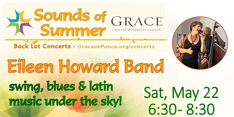 Swing into Summer - Grace Sounds of Summer Concert tickets