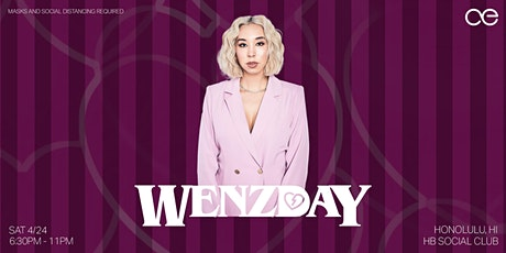 Audiophile Pres. Wenzday tickets